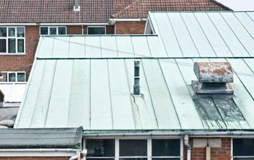Burroughston lead roofing costs